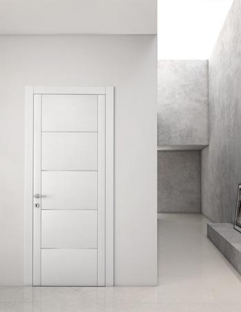 Innova - Bianco Materico - Novello Serramenti